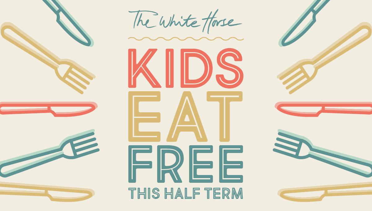KIDS EAT FREE THIS HALF TERM thumbnail image