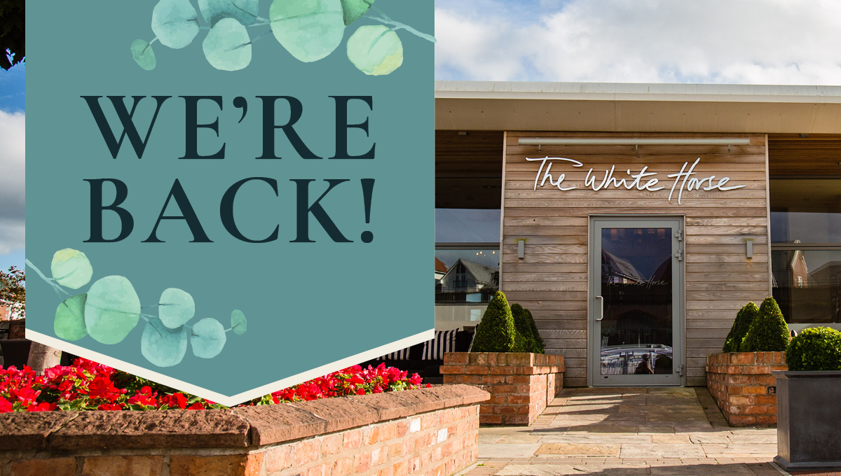 WE'RE BACK! OUR DOORS OPEN FROM SATURDAY 4 JULY thumbnail image